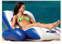 INTEX Floating Recliner Lounge